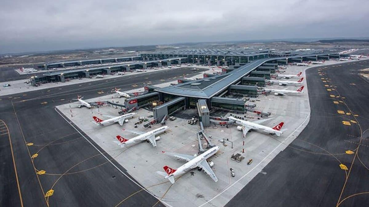 Havalimanı için yeni tedbirler getirildi