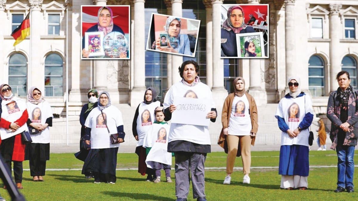 Diyarbakır'dan Berlin'e anne dayanışması
