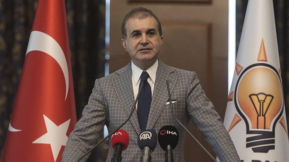 AK Parti Sözcüsü Ömer Çelik'ten darbe imalarına sert tepki