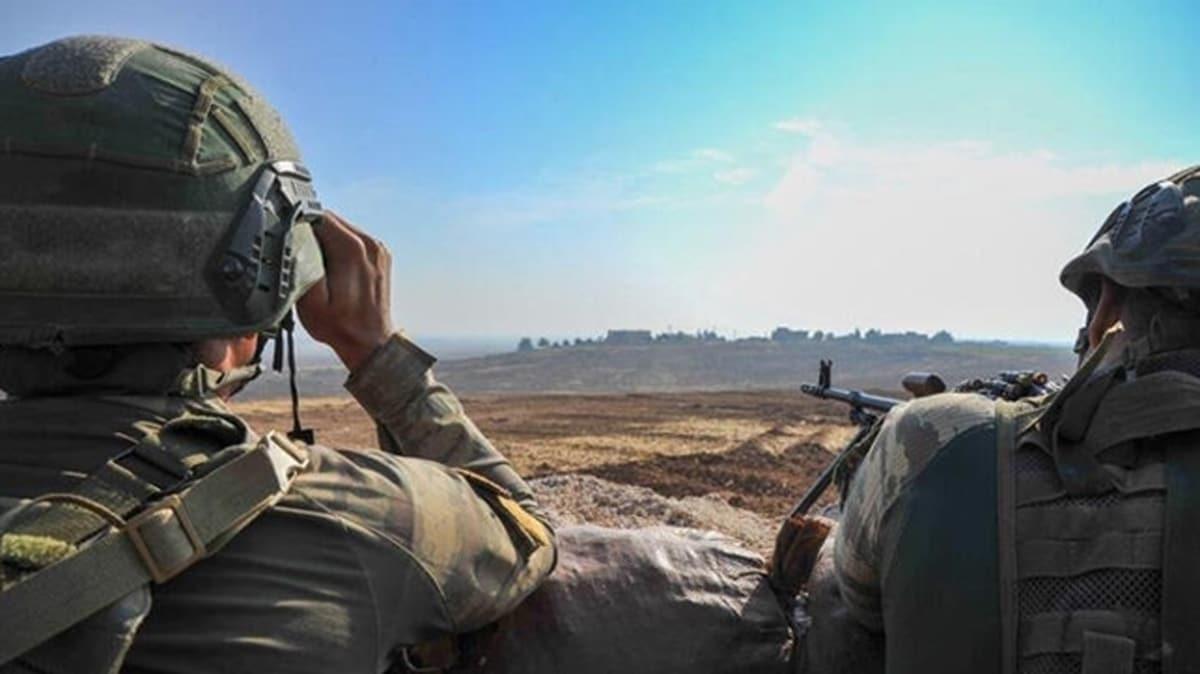 PKK/PYD'ye ağır darbe! Komandolar geçit vermiyor