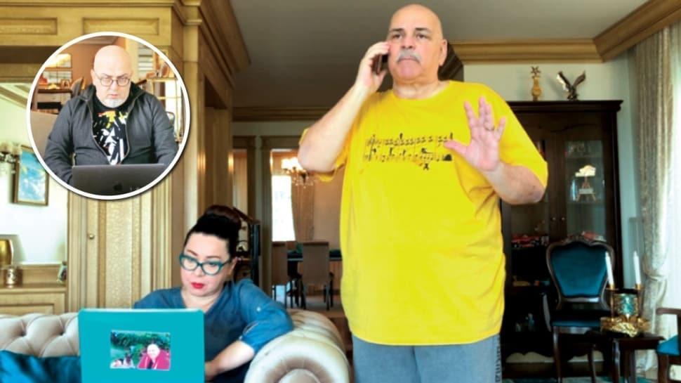 Ev Yapımı dizisinin bu hafta telefonla kız istediler
