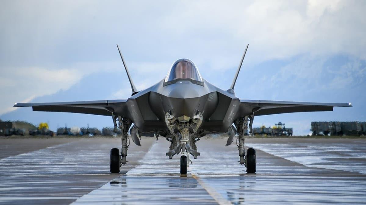 """Trump'tan F-35 itirafı: Türkiye, 'Parçaları vermiyoruz' dese ne yapacağız"""""""