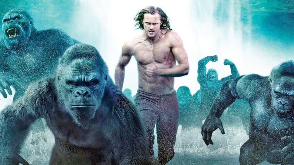Tarzan Efsanesi televizyon ekranlarında