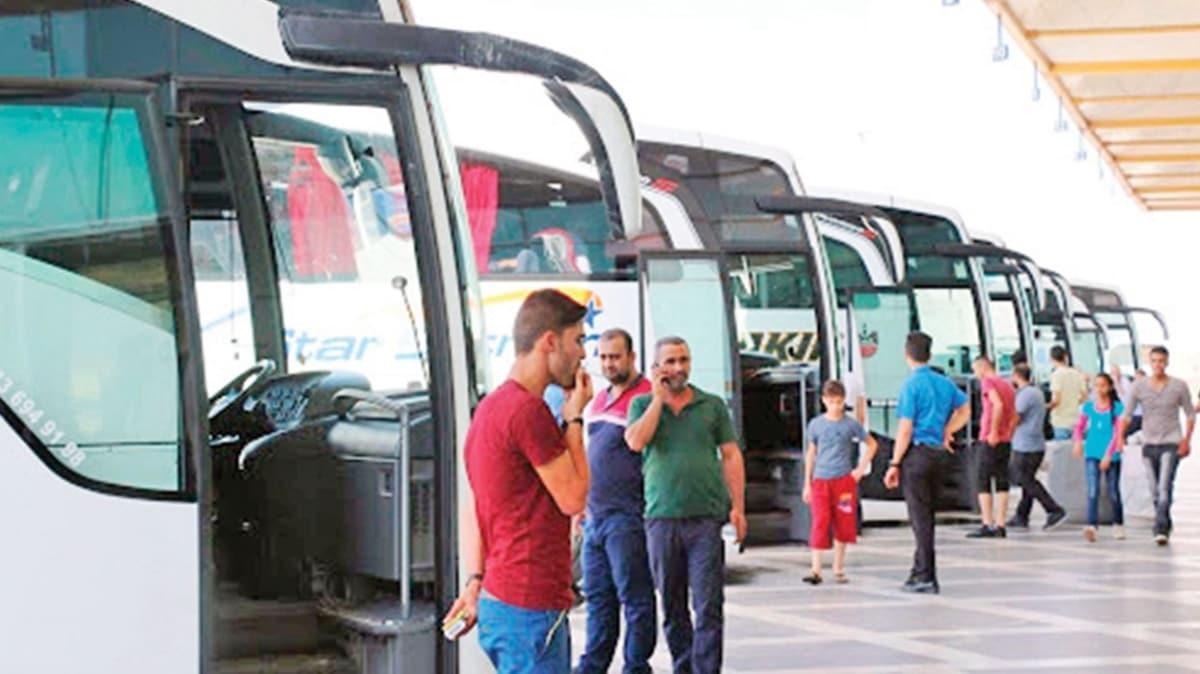 31 Temmuz'a kadar geçerli! Otobüs biletine 500 lira tavan geldi