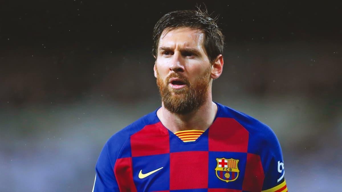 Lionel Messi: Böyle oynarsak Şampiyonlar Ligi'ni kazanma şansımız yok