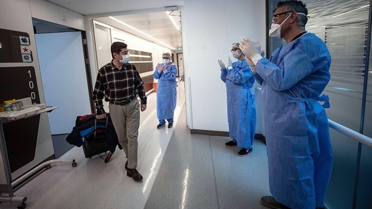 Koronavirüsten iyileşenlerin sayısı dünya genelinde 1 milyon 800 bini geçti