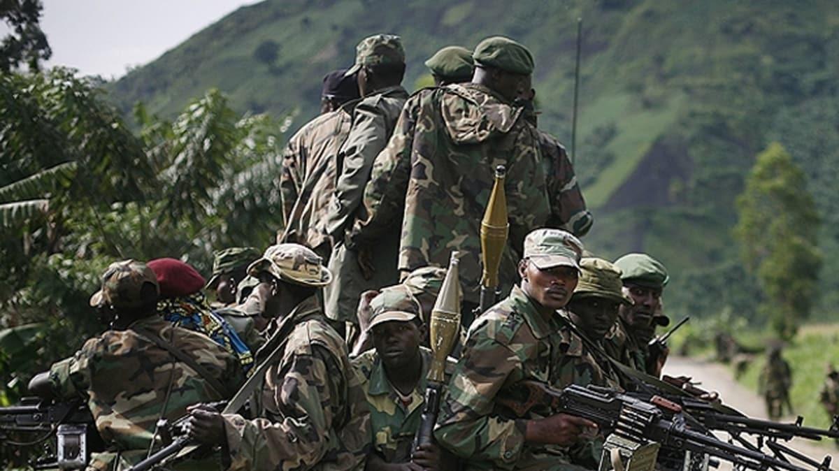 Kongo Demokratik Cumhuriyeti ordusu Zambiya sınırı boyunca konuşlandı