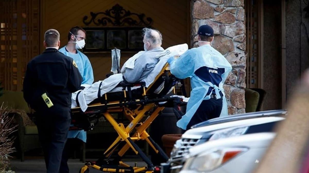 ABD'de Türk vatandaşının geç tanı konulduğu için Kovid-19'dan yaşamını yitirdiği iddiası