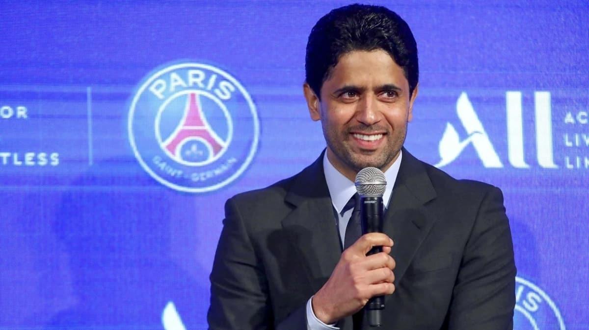 Futbol dünyasının en güçlü ismi Nasser Al-Khelaifi