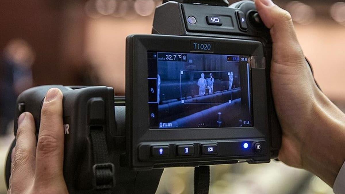 Müzelere termal kamera dönemi