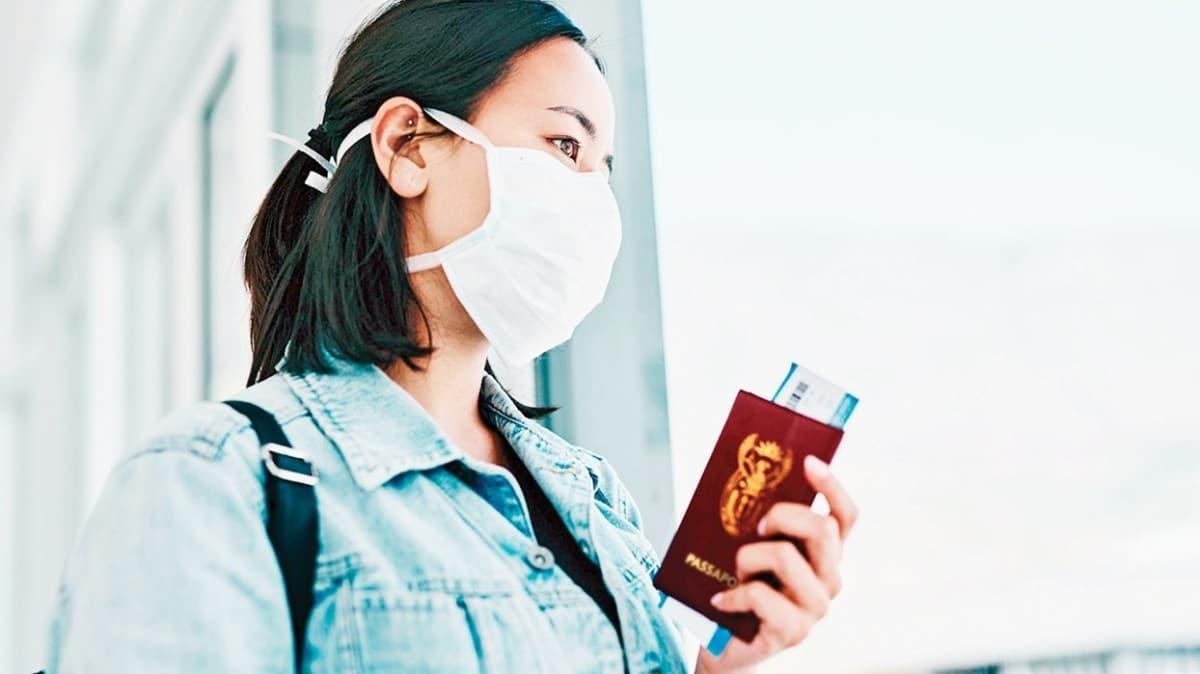 Önce test sonra tatil! Sağlık pasaportu geliyor