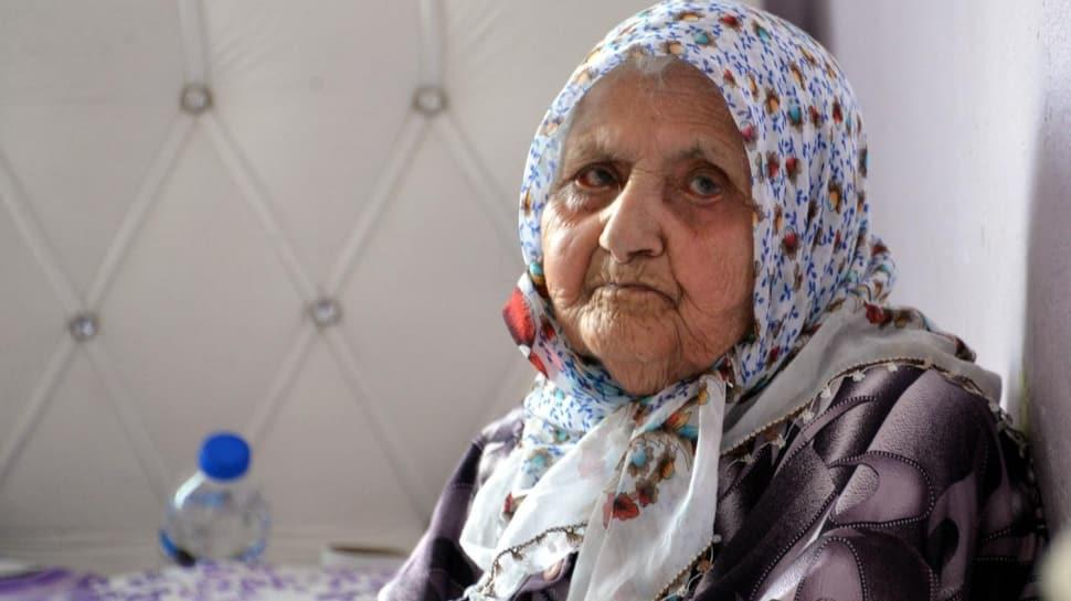 400 torunu olan kadın Türkiye'de koronavirüsü yenen en yaşlı insan oldu
