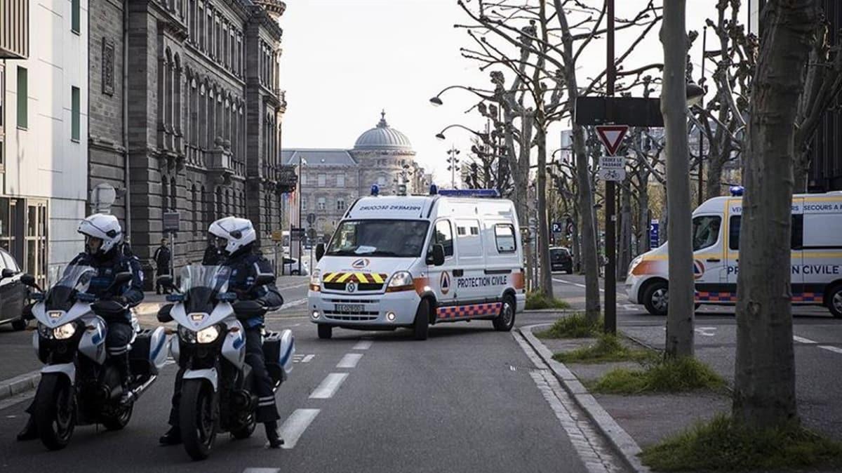 Fransa'da koronavirüs nedeniyle hayatını kaybedenlerin sayısı 28 bin 215'e yükseldi