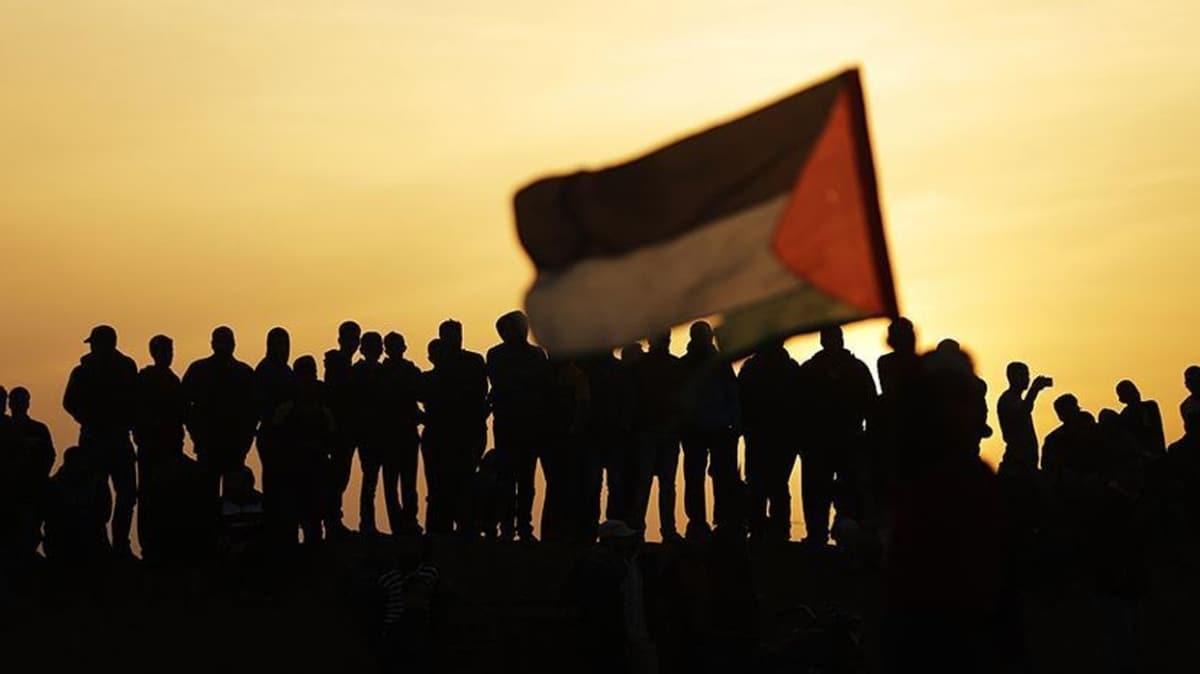 Filistin'den BAE'ye ret: Yardımı geri çevirdiler