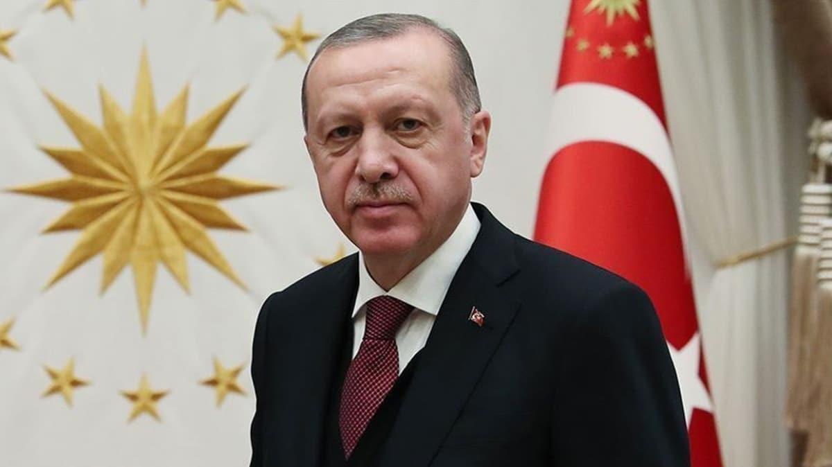 Başkan Erdoğan'dan Çerkes Sürgünü'nün 156. yılına ilişkin mesaj