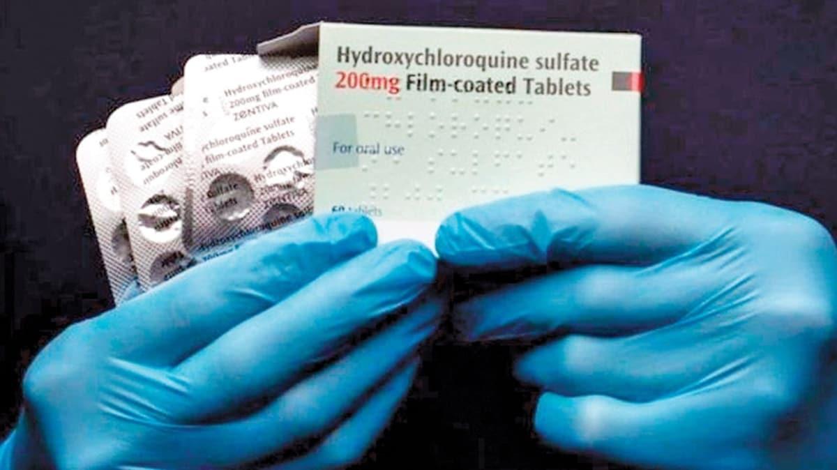 Sıtma ilacı korunmak için değil, tedavi için!
