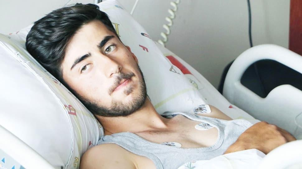 6 saatlik 'panzehir' operasyonu! Yılanın ısırdığı genç için seferberlik