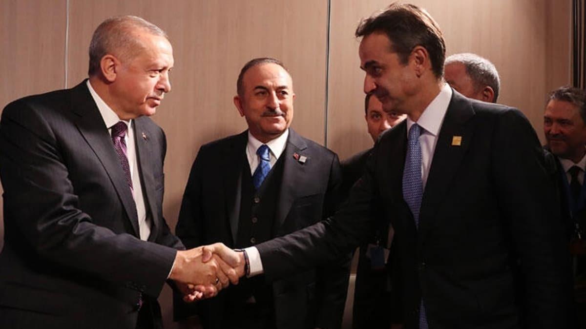 Eski Yunan bakan Miçotakis'e ateş püskürdü: 'Türkiye o toplantıda itaat kokusu aldı... Erdoğan 'ineriz' dedi, o 'hayır' diyemedi'