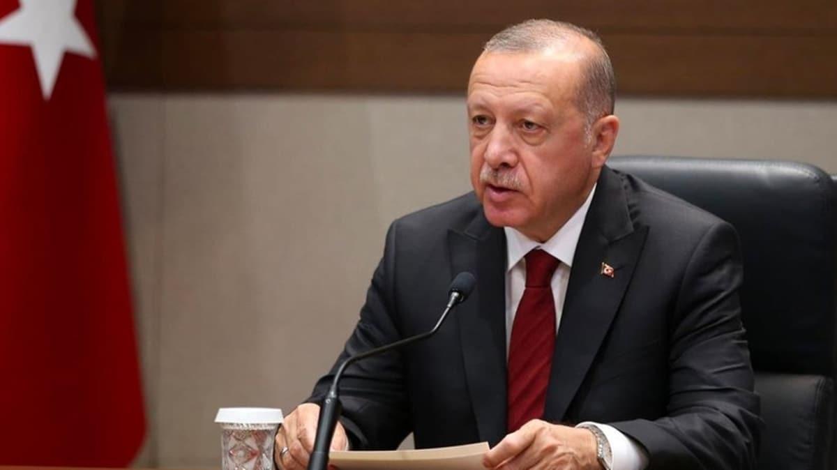 Başkan Erdoğan'dan flaş açıklamalar! 'Cami hoparlörüne sızan alçaklar...'