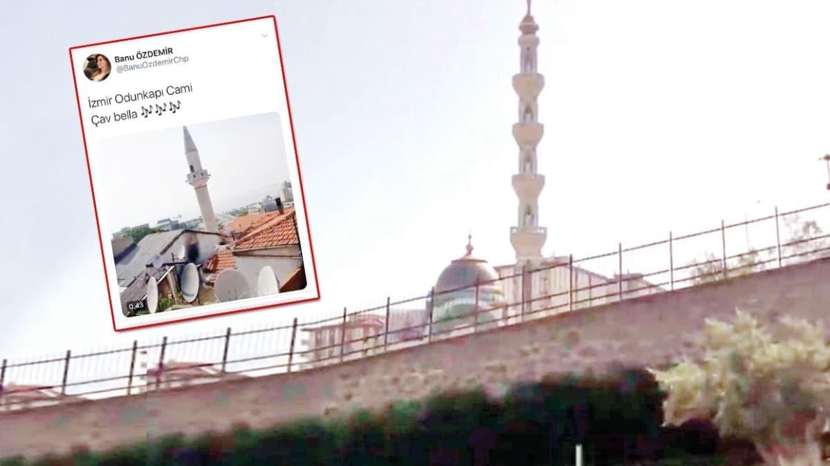 İzmir'in camilerinde 'Çav Bella' skandalı