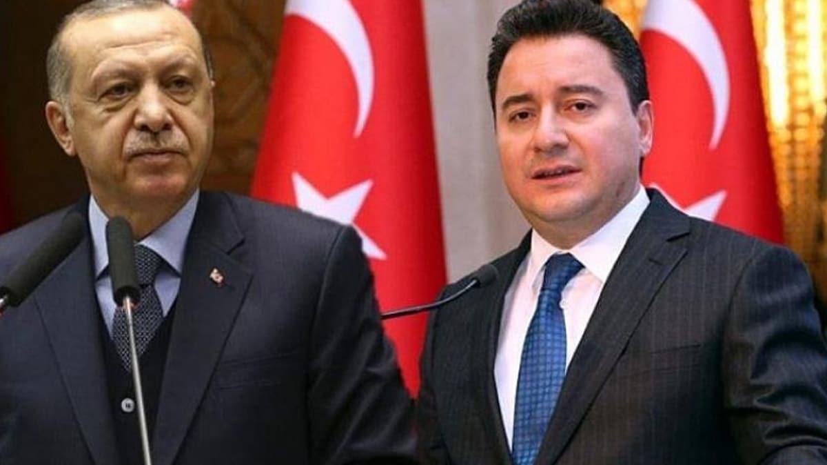 """Başkan Erdoğan'dan Ali Babacan'a sert sözler: Bunu kime yutturuyorsun"""""""