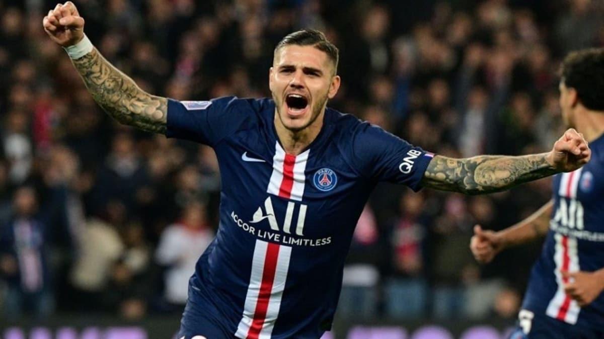 PSG'den Mauro Icardi için 60 milyon Euro