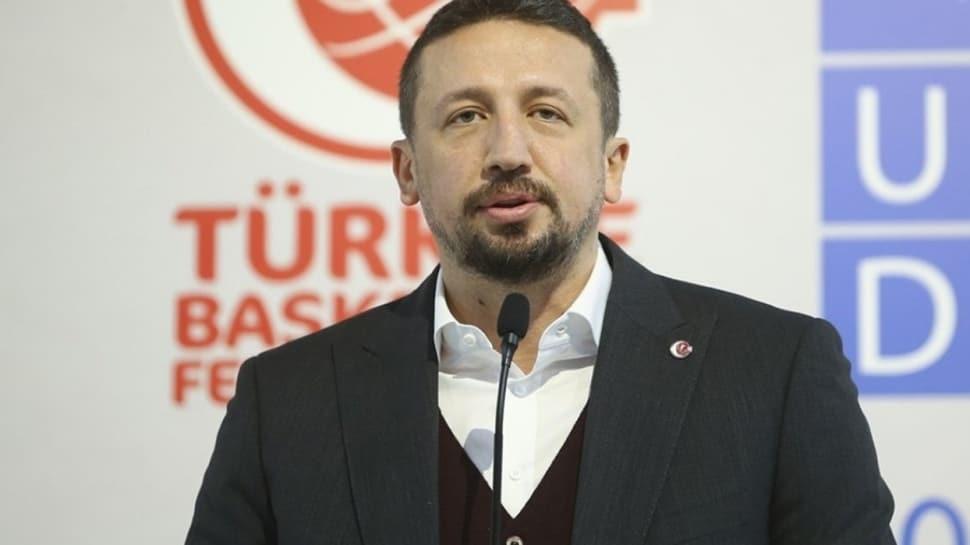TBF Başkanı Hidayet Türkoğlu'ndan bayram mesajı