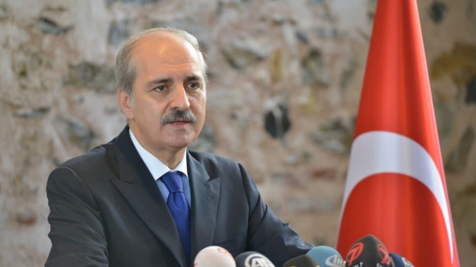 Numan Kurtulmuş: Bütün dünya vazgeçse de Türkiye vazgeçmeyecek