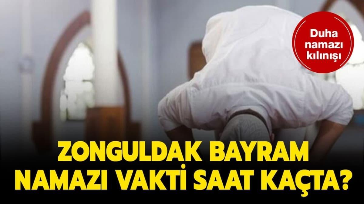 """Zonguldak bayram namazı saat kaçta"""""""