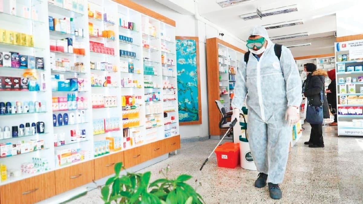 Eczacıların koronavirüs günlüğü