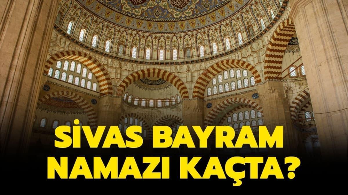"""Sivas Ramazan Bayramı ve Duha namazı vakti 2020! Sivas bayram namazı saat kaçta"""" İşte kuşluk vakti..."""