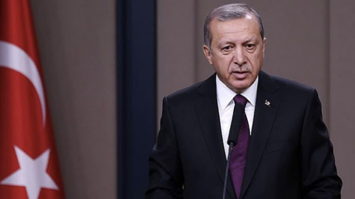 """Başkan Erdoğan'dan Ramazan Bayramı mesajı... """"Yükseklere taşıyacağız"""""""