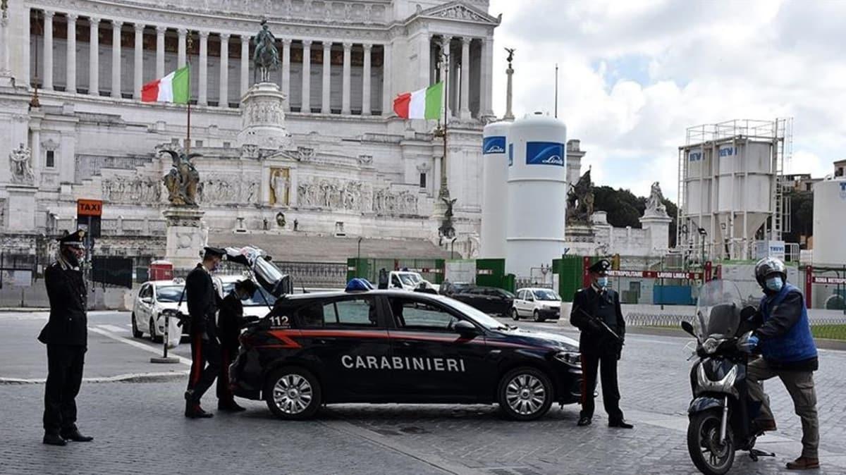 İtalya'da koronavirüsten ölenlerin sayısı 32 bin 785'e yükseldi