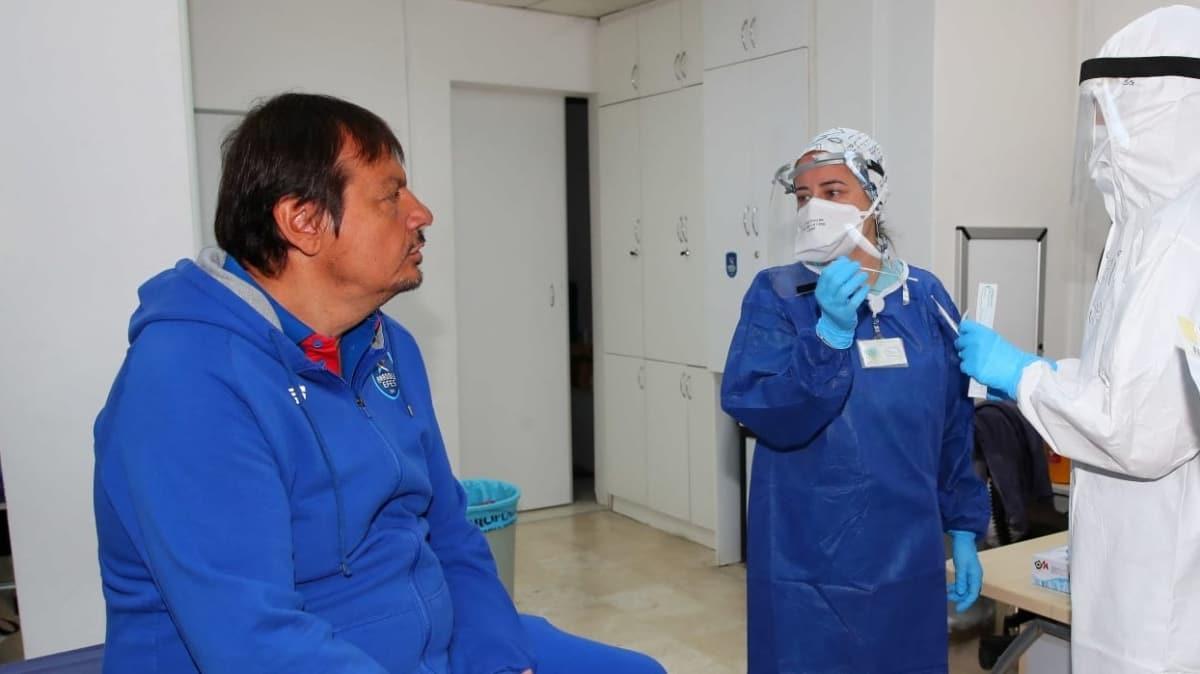 Anadolu Efes'te koronavirüs test sonuçları çıktı