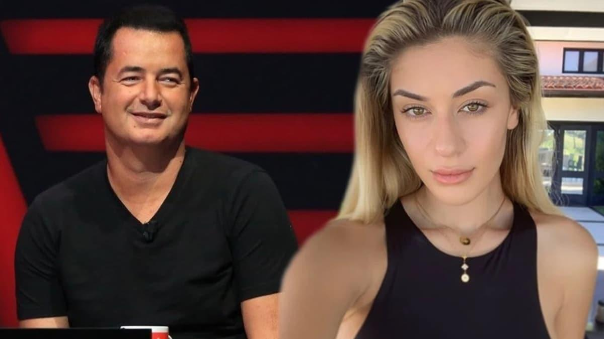 Acun Ilıcalı'nın sevgilisi Ayça Çağla Altunkaya'dan dans şov! Sosyal medyayı salladı