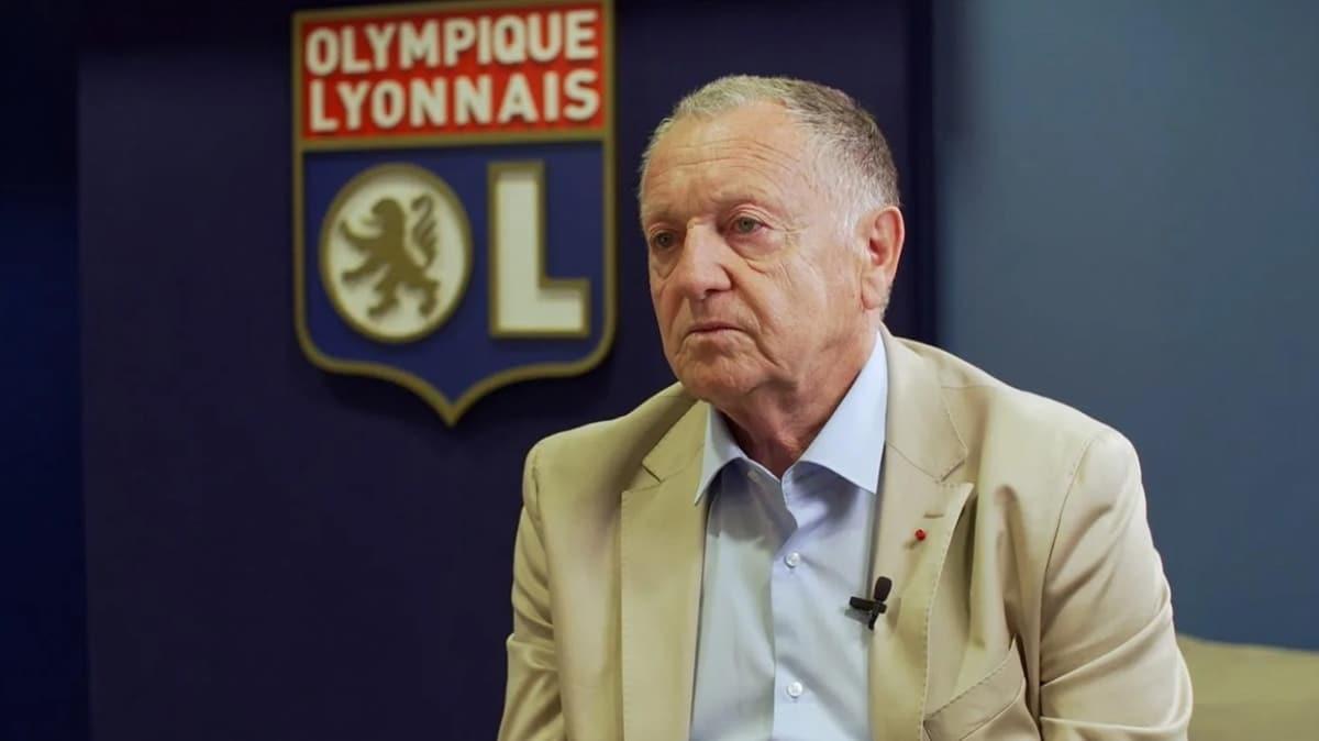 Jean-Michel Aulas: Ligi iptal etmek aptalcaydı