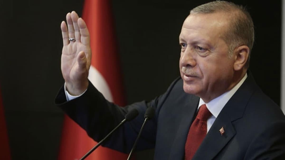 Başkan Erdoğan Ramazan Bayramı tebrik mesajını yayımladı