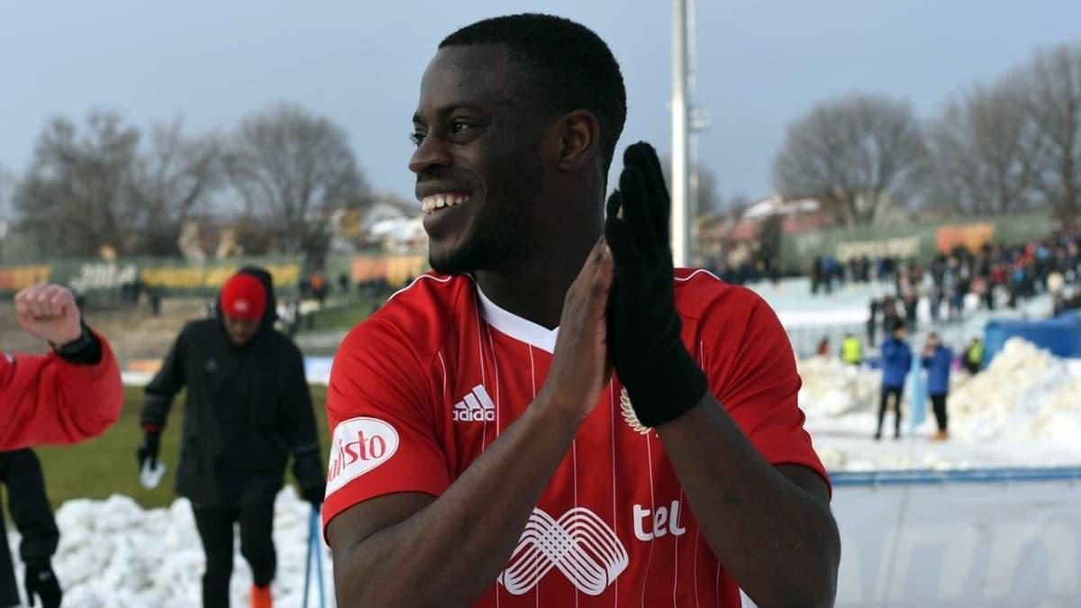 Edwin Gyasi'den transfer açıklaması! Beşiktaş...