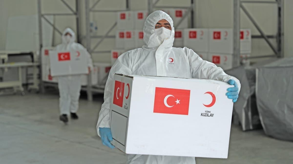Türk Kızılay 1935 yılında kurulan fabrikada yeniden maske üretimine başladı