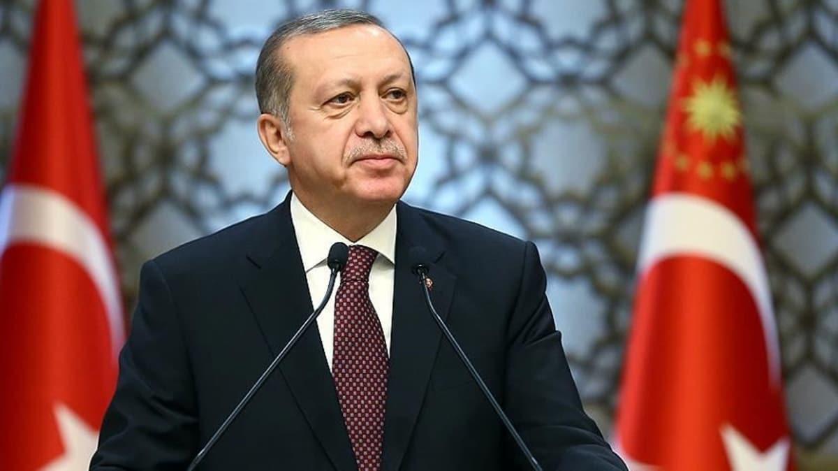 Başkan Erdoğan'dan Filistin mesajı: Peşkeş çekilmesine göz yummayacağız!