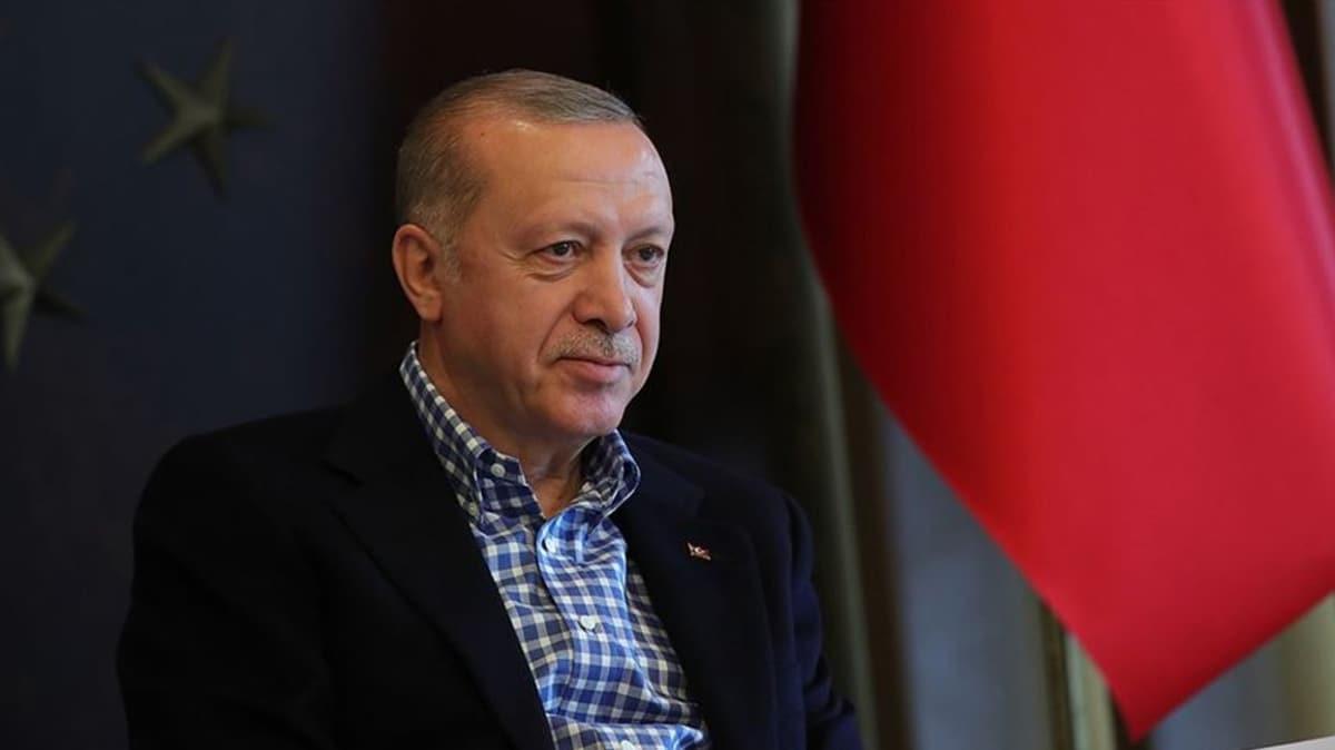 Başkan Erdoğan Ardahanlıların bayramını kutladı