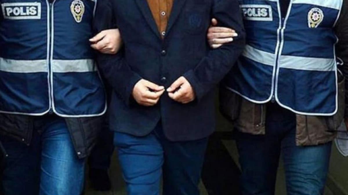 Mardin'de kesinleşmiş hapis cezası bulunan şahıs saklandığı evde yakalandı