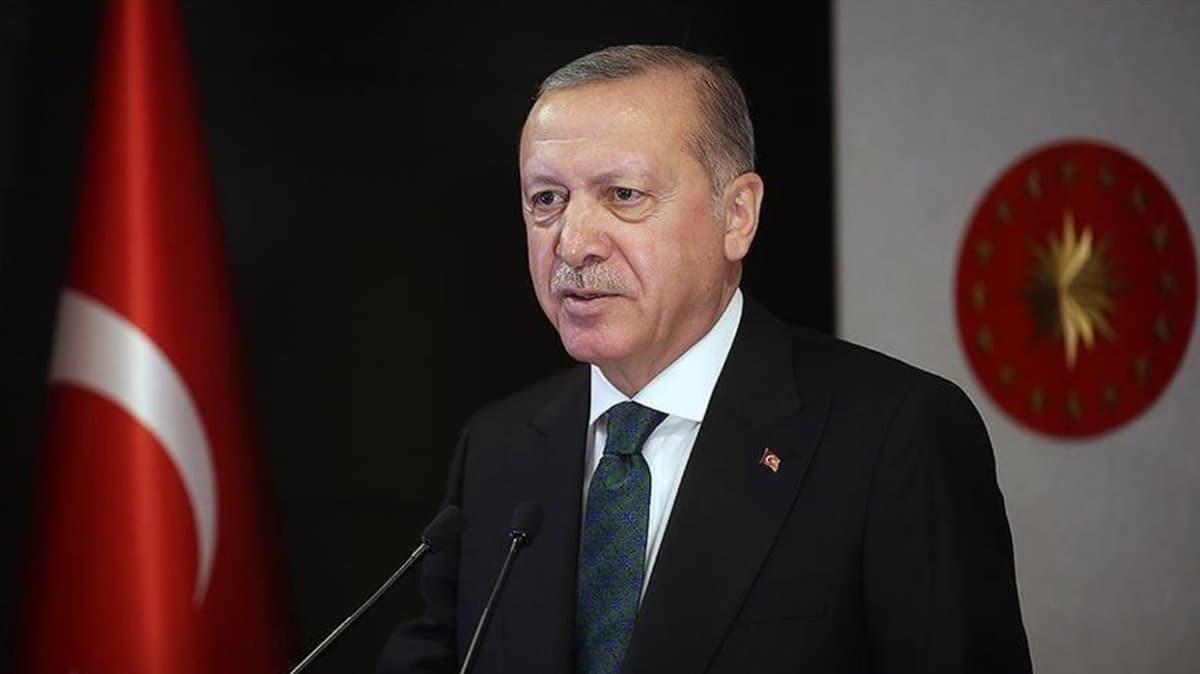 Başkan Erdoğan: Yarından tezi yok yeni bir gönül seferberliği başlatıyoruz