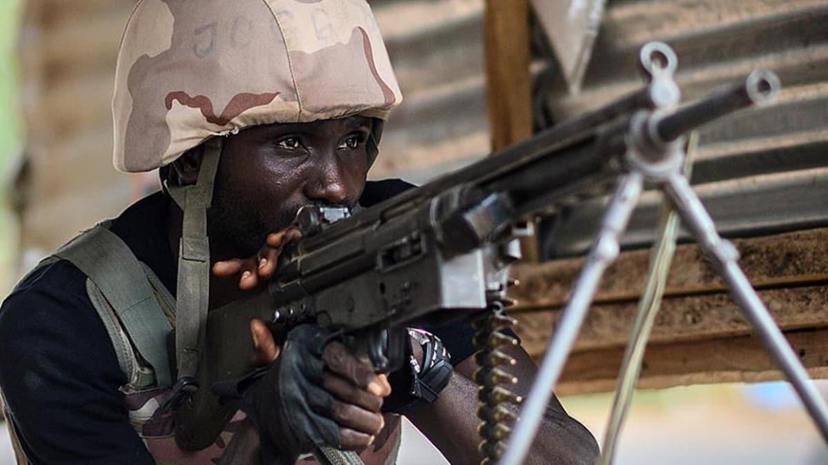 Nijerya'da terör örgütü Boko Haram üyesi çok sayıda terörist öldürüldü!