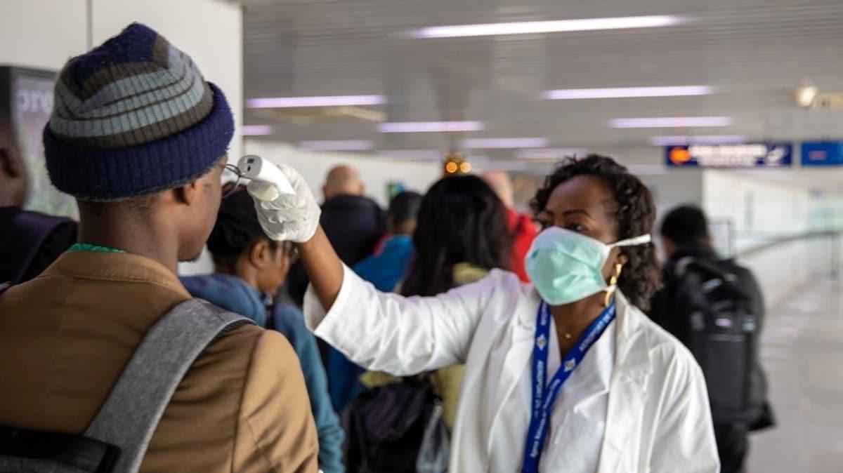Afrika'da koronavirüs bilançosu: Ölenlerin 3 bin 200'ü aştı