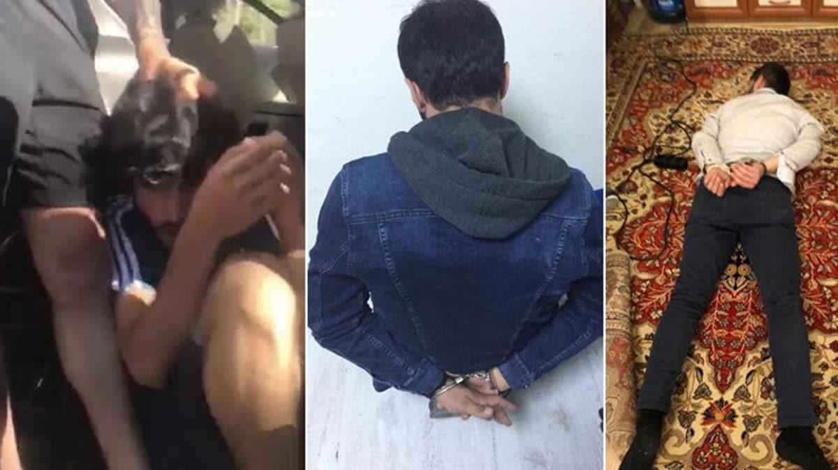 O görüntüleri sosyal medyada paylaşmışlardı! 'Tutkunlar çetesi' çökertildi