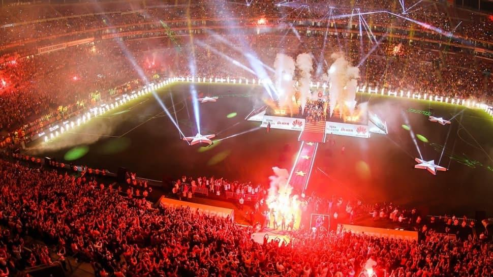 Galatasaray'dan, Fenerbahçe'ye 4. yıldız göndermesi!