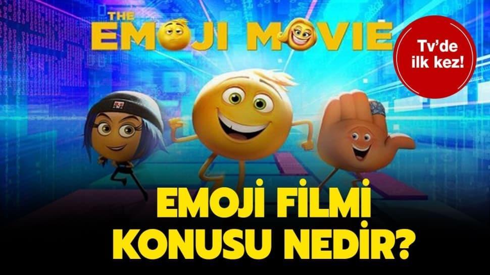 """Emoji filmi konusu ne"""""""