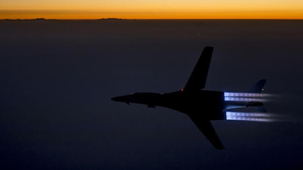 B-1B bombardıman uçakları Kamçatka Yarımadası yakınlarında 'karanlık' uçtu