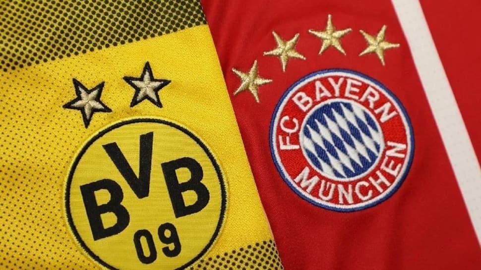 Dortmund'un konuğu Bayern